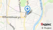FreshАВТО на карте