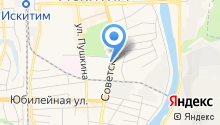 Агентство бухгалтерских услуг на карте