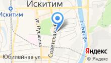 Компания по ремонту мобильных телефонов на карте