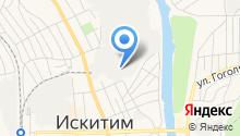 Гранит Барьер-ЧС на карте