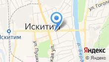 Сибирский университет потребительской кооперации на карте