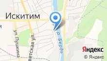 Гриль-Домики 54 на карте