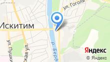 Спасательная станция на карте