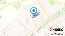 Продовольственный магазин на Колхозной на карте