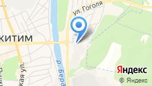 Управление ветеринарии Искитимского района Новосибирской области на карте
