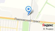 Эвакуационная служба на карте