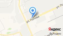 ЭйДжи-Медиа на карте