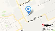 Кама-Сервис на карте
