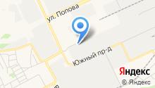 ЕМА-Сибирь, ООО, автоцентр Dongfeng на карте