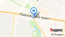 makk. Автомагазин. Сервис на карте