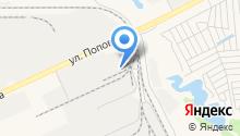 Компания по производству автоинструмента на карте