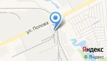 Ниссан-Сервис на карте