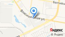 Алтай Фильтр на карте