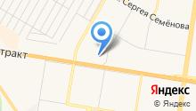 1 МарКа на карте