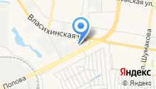 Автостиль на карте