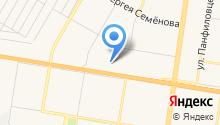 Тойота Центр Барнаул на карте