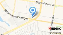 ТВОЁ СТО на карте