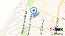 AQUA House на карте