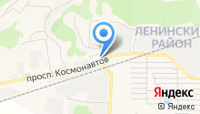 Сибиряк Алтай на карте