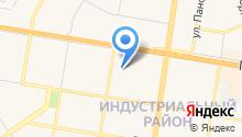 Магазин детской одежды и мужского нижнего белья на карте