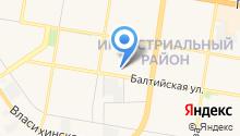 Авторемонтный центр на карте