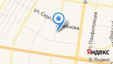 ЭвоКлима на карте