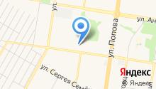 Londongrad на карте