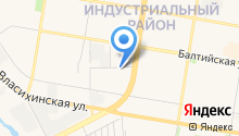 Авто-Алтай на карте