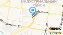 Bakushkin.pro на карте