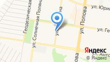 GSR на карте