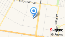 AutoPartner на карте