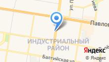DИКСИС на карте