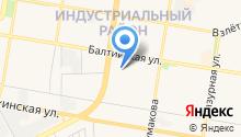 AMIX на карте