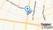 My BodyTec на карте