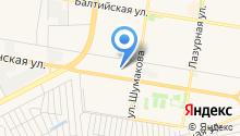 АВТОРАЗБОР22 на карте