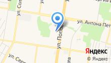 A & A на карте