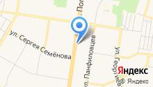 Эд-Шинстоп на карте