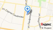 Ярче! на карте