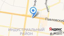 Образ на карте