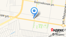 Служба эвакуации на карте