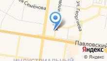 LUCKY на карте