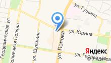 N story на карте