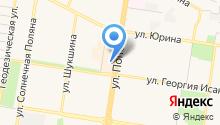Lensomat на карте