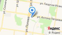 Eva-line на карте