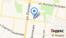 AnnKim на карте