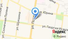KORS на карте