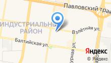 EEP на карте