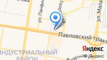 MEN`Sline на карте