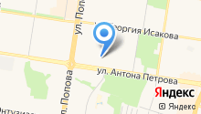 CHERRY на карте