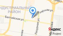 Modevie на карте